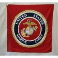 "US Marine 22""x22"" Cotton Bandana"