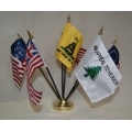 "Historical Desk Set 4""x6"" Flag"